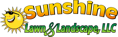 Sunshine Lawn and Landscape Logo
