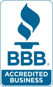 Sunshine Lawn & Landscape is a Proud BBB Accredited Business