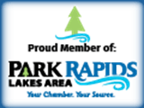 Sunshine Lawn & Landscape is a Proud Member of the Park Rapids Chamber of Commerce